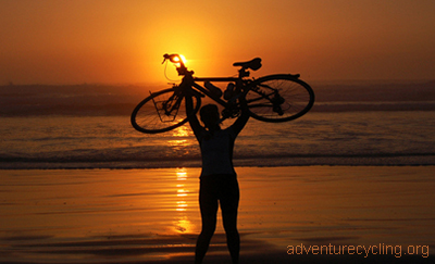 sea-sunset-bike
