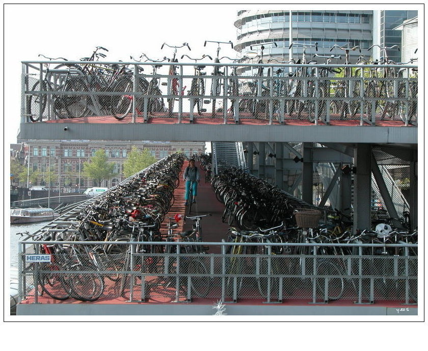 sc amsterdam bicycle parking