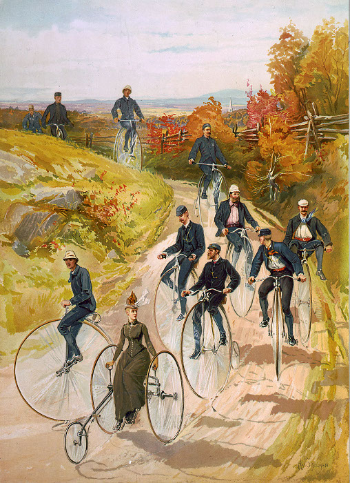 bicycling-bigwheelers