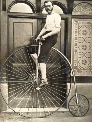 old-fashioned-bicycle