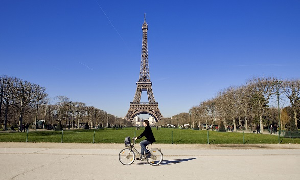 Bike Paris
