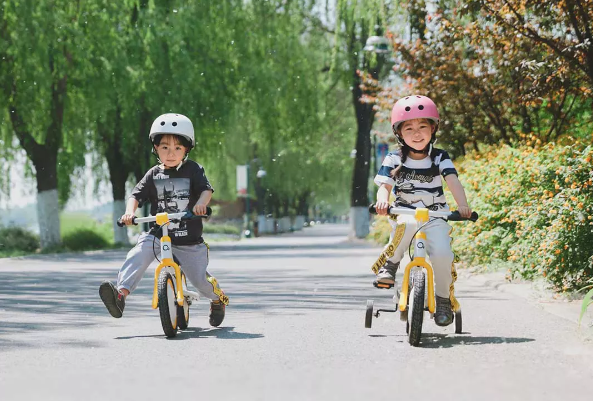Qicycle Children 2