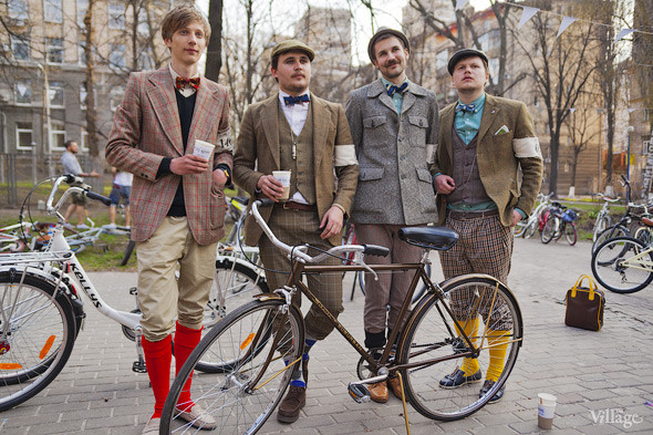 tweed run foto