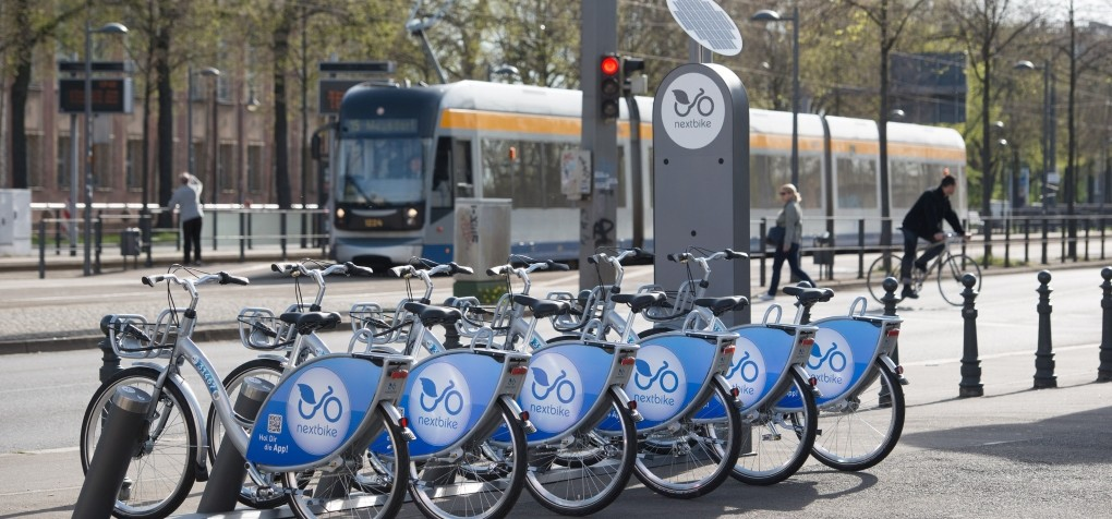 nextbike bike share