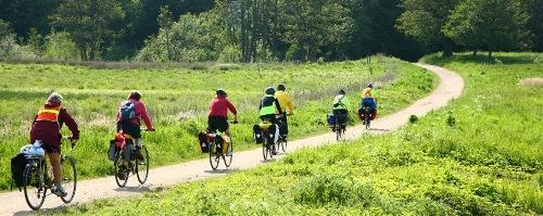 Велосипедные туры, маршруты по Украине