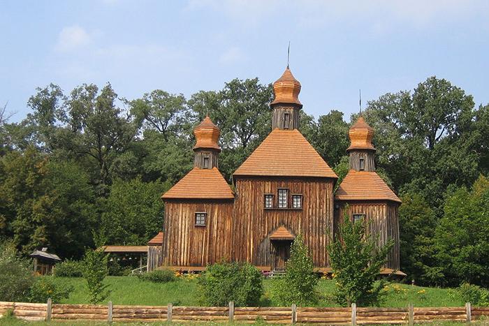 Парк Пирогово