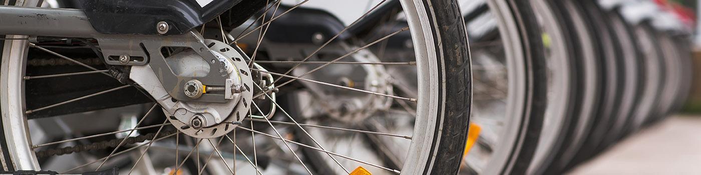 Корпоративная аренда велосипедов