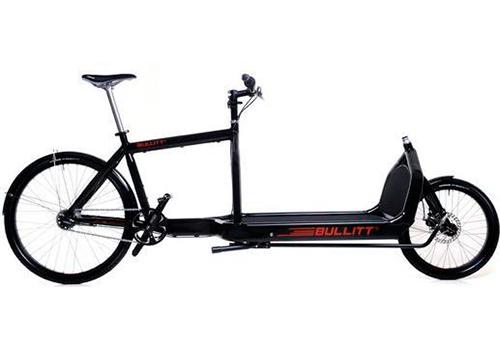 Велосипед с грузовой рамой