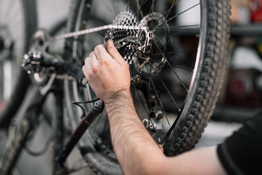 Ремонт велосипедов на Позняках/Осокорках