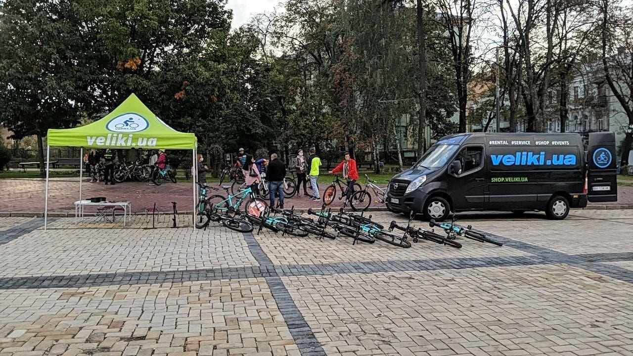 Велопробег ко