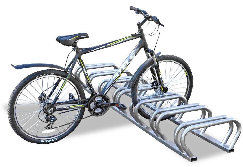 Велосипедная парковка под колесо